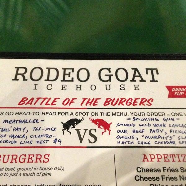 Photo prise au Rodeo Goat par Bill S. le8/30/2013
