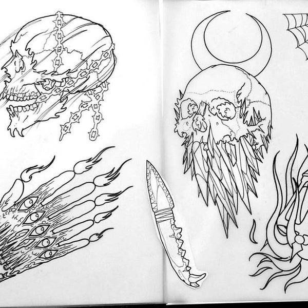 Photos At Til Death Tattoo