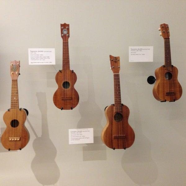 Photo prise au Musical Instrument Museum par George K. le2/23/2013