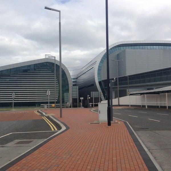 Снимок сделан в Дублинский аэропорт (DUB) пользователем Jorge 7/3/2013