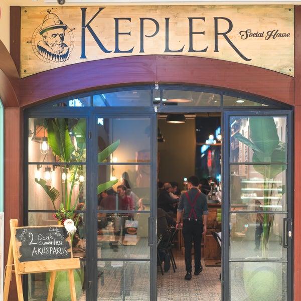 Foto scattata a Kepler Social House da Kepler Social House il 1/23/2016