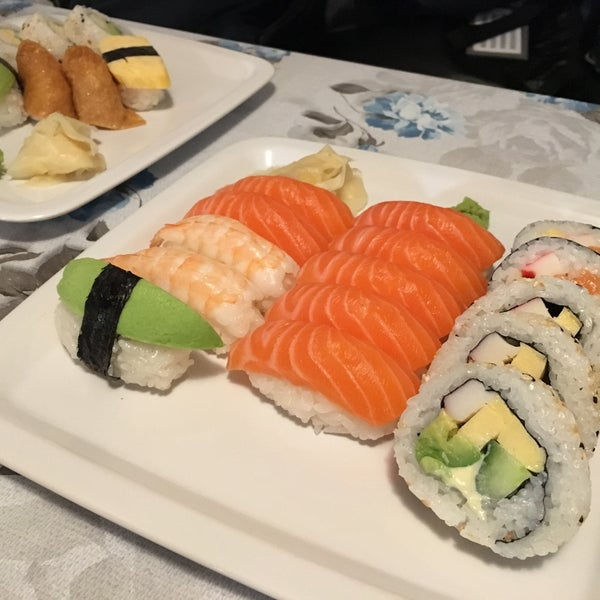 lilja sushi knivsta meny