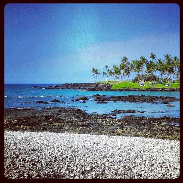 Foto tomada en Hilton Waikoloa Village por Benjamin P. el 11/3/2012