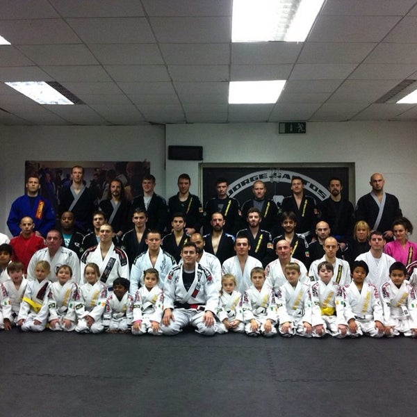 Photos at Jorge Santos BJJ Training Centre - North City - 15