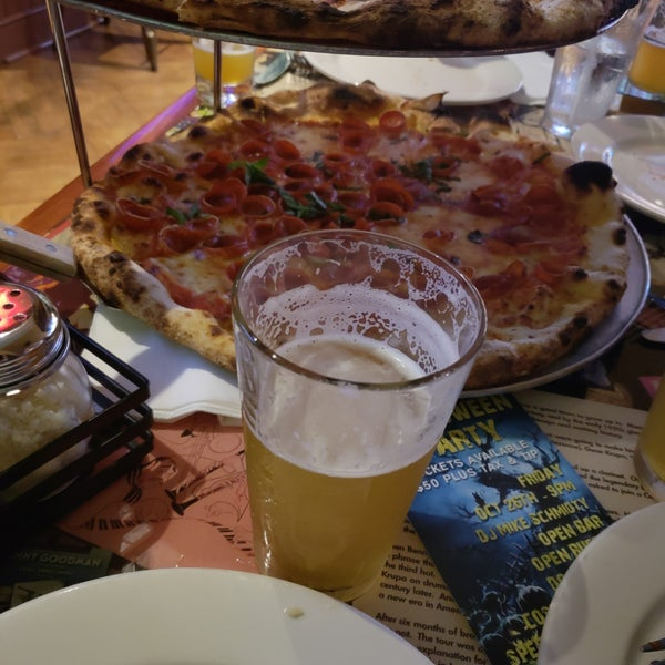 Photo taken at Coalhouse Pizza by Greg G. on 9/22/2018