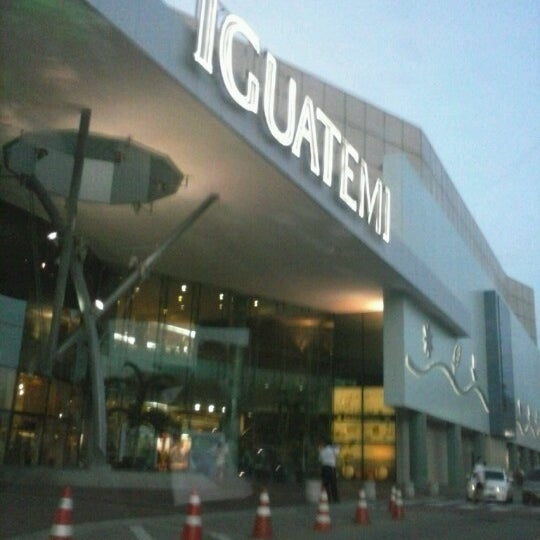 de28d42c1aa Shopping Center Iguatemi - Edson Queiroz - Av. Washington Soares