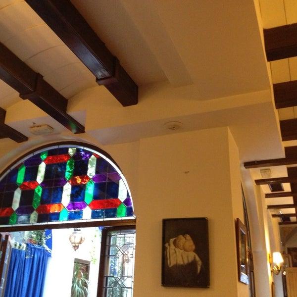 5/19/2013 tarihinde Marta B.ziyaretçi tarafından Casa Rubio'de çekilen fotoğraf