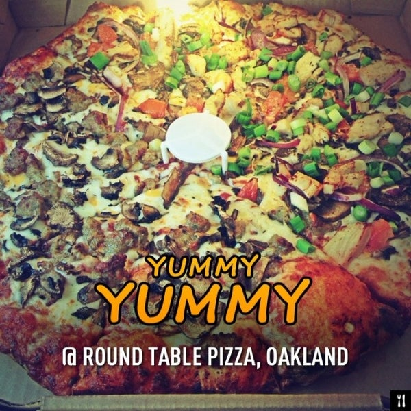 Round Table Pizza 3 Tips