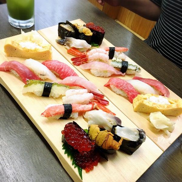 築地壽司一番