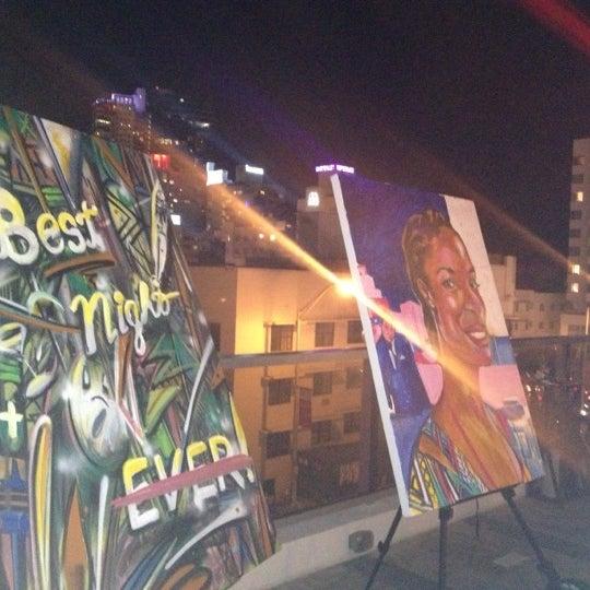 Photo prise au Delano Beach Club par Zuhal le12/8/2012