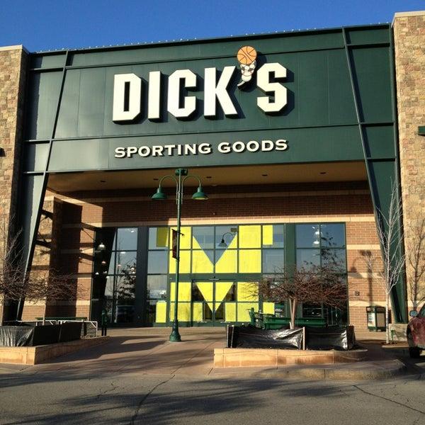 Dicks store locator