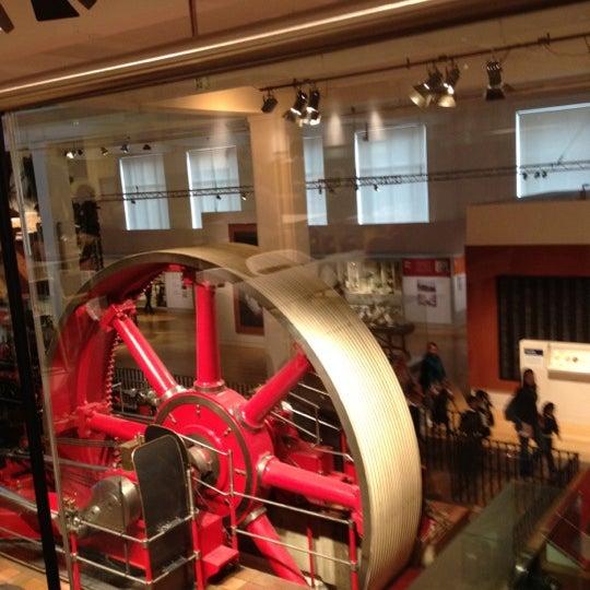 10/23/2012 tarihinde Joe C.ziyaretçi tarafından Science Museum'de çekilen fotoğraf