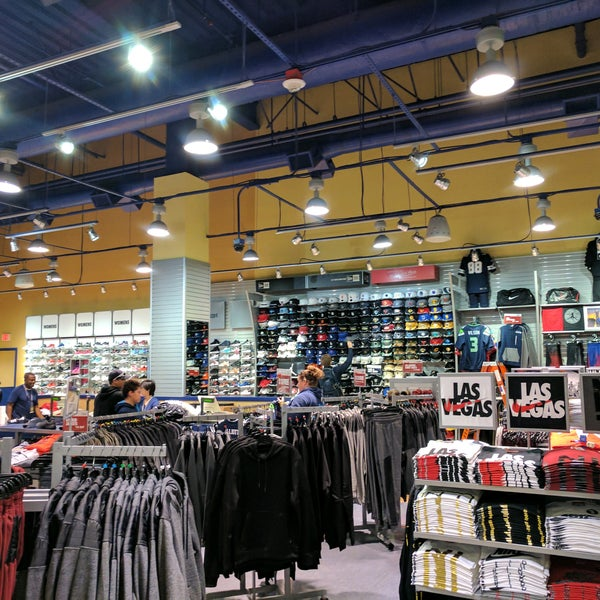 Champs Sports Miracle Mile Sporting Goods Shop in Las Vegas