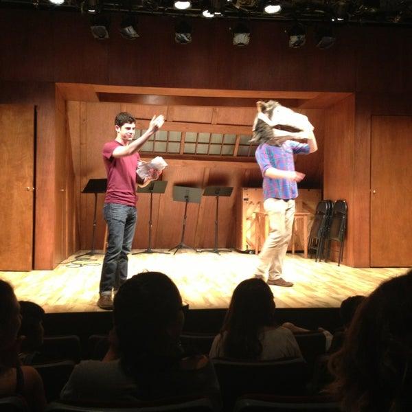 6/3/2013にAnna V.がRattlestick Playwrights Theaterで撮った写真