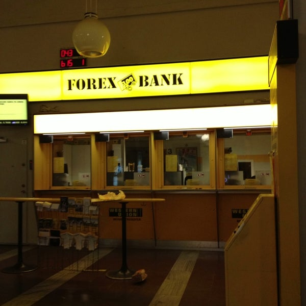 Photos At Forex Bank Currency Exchange In Stockholm