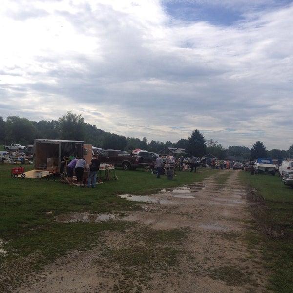 Wheelersburg flea market