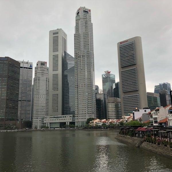 Photo prise au Singapore River par Sebastien T. le4/23/2019