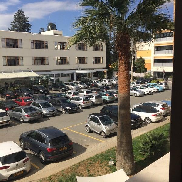 Foto tomada en European University Cyprus por Karīna V. el 2/29/2016