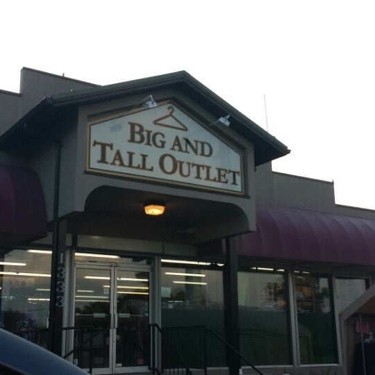 8845c1fa48 Big And Tall Outlet - 1 tip
