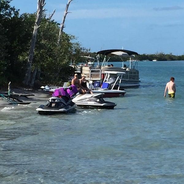 Stump Pass Sandbar - Englewood, FL