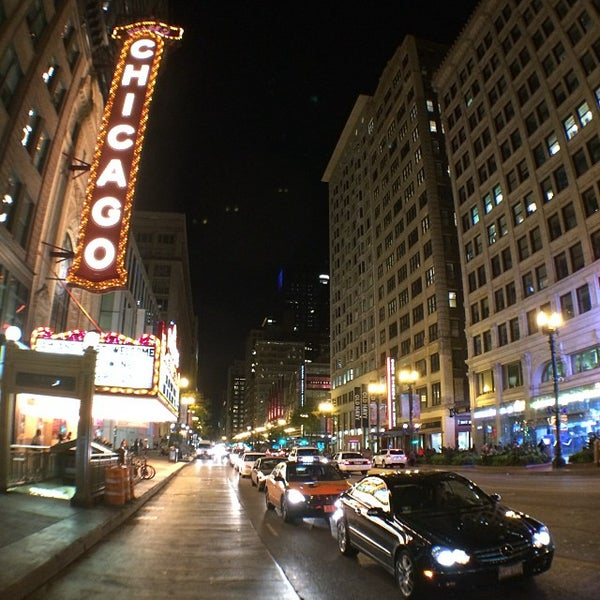 Foto scattata a The Chicago Theatre da Lucas B. il 9/28/2013