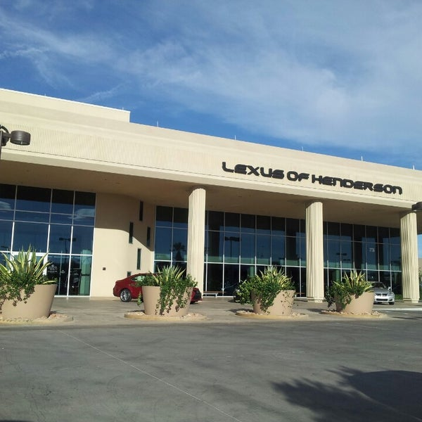 photos at lexus of henderson - auto dealership
