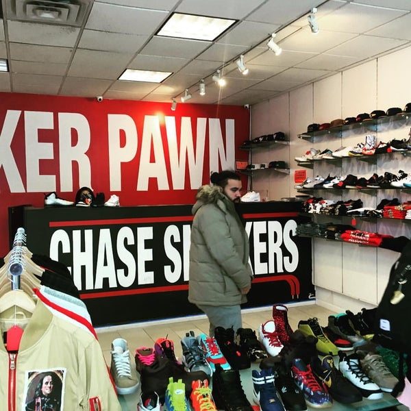 sneaker pawn usa - Central Harlem - New