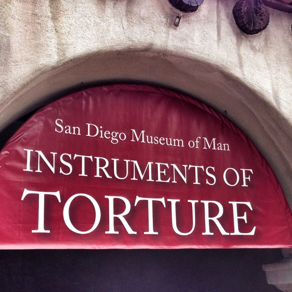 Photo prise au San Diego Museum of Man par Mike L. le6/8/2013