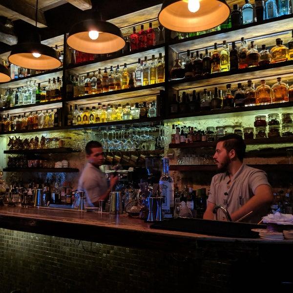 Photo taken at EL BARÓN - Café & Liquor Bar by Jen G. on 9/24/2019