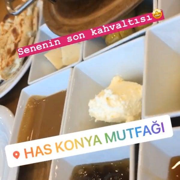 12/31/2019 tarihinde hümeyra b.ziyaretçi tarafından Has Konya Mutfağı'de çekilen fotoğraf
