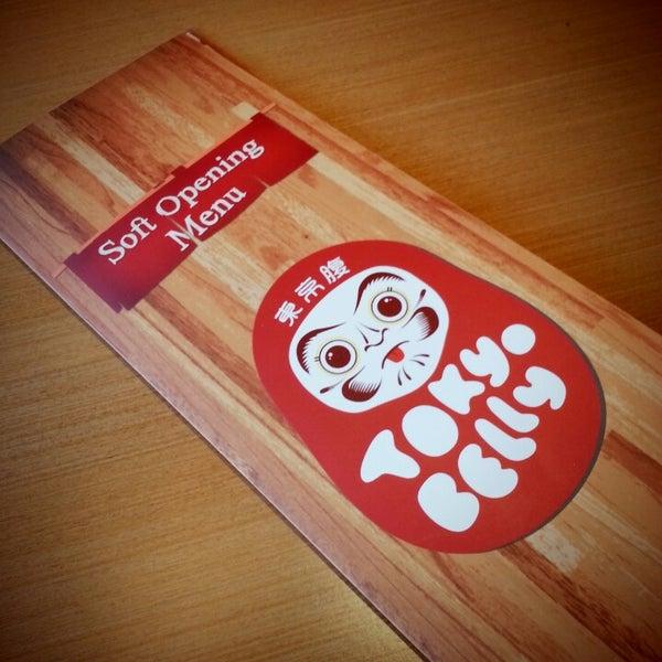 Foto tomada en TOKYO BELLY por Eric S. el 12/15/2012