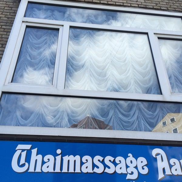 Aarhus i thai massage Traditionel Thai