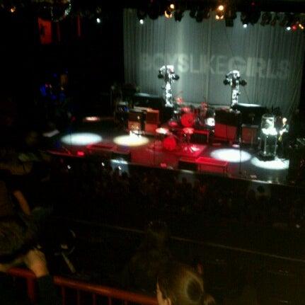 Foto diambil di House of Blues oleh Brittany R. pada 9/22/2012