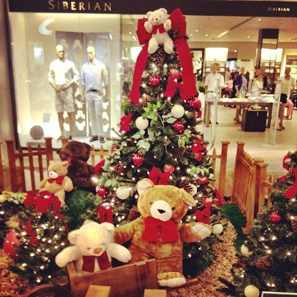 12/15/2012 tarihinde Danth F.ziyaretçi tarafından Goiânia Shopping'de çekilen fotoğraf