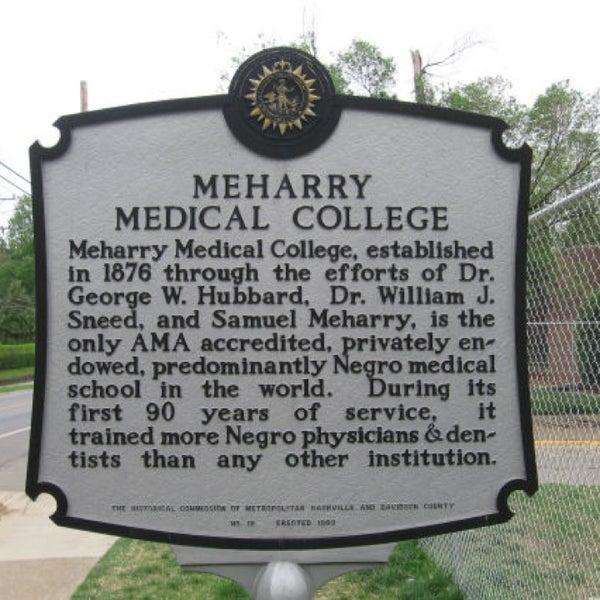 Meharry Medical School >> Photos At Meharry Medical College Medical School In Nashville