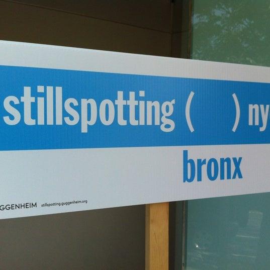 Foto scattata a Bronx Museum of the Arts da Pablo I. il 10/14/2012