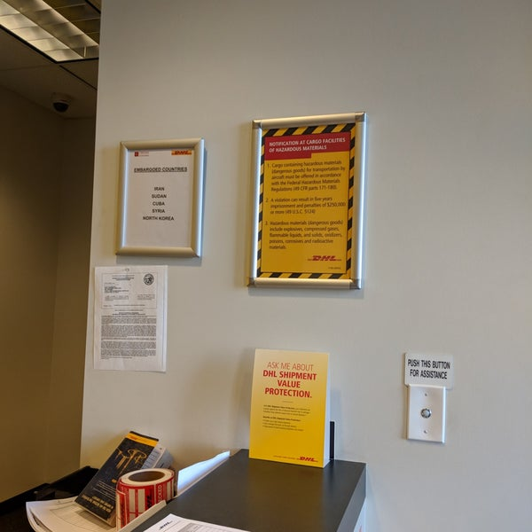 Photos at DHL Express ServicePoint - Central East Oakland