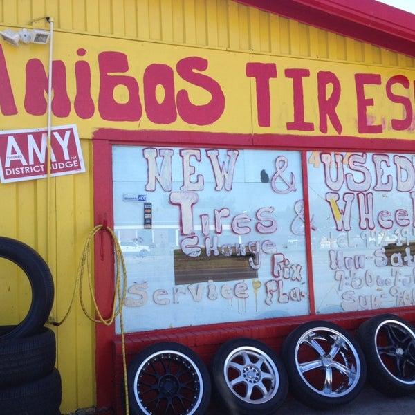 Amigos Tire Shop >> Photos At Los Amigos Tire Shop 4 Central Oklahoma City
