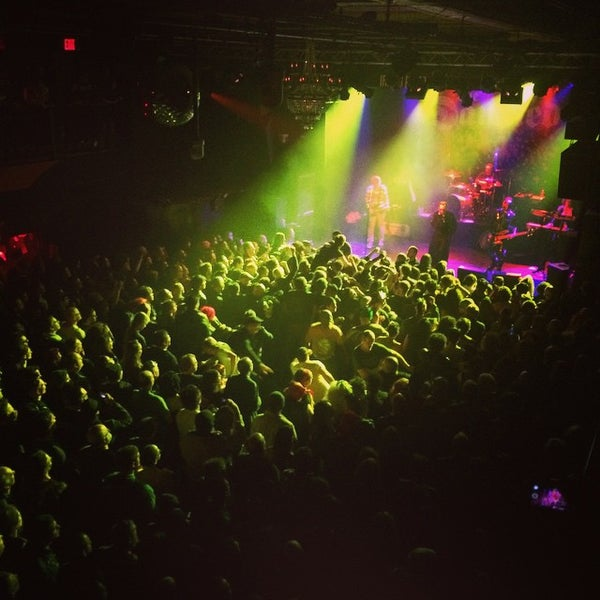 Photo prise au Irving Plaza par Adam U. le11/1/2014