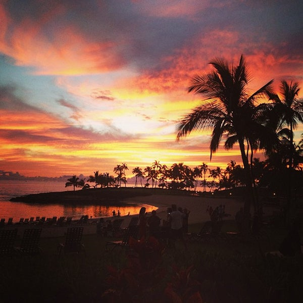 Photo Taken At Marriott39s Ko Olina Beach Club By Lara S