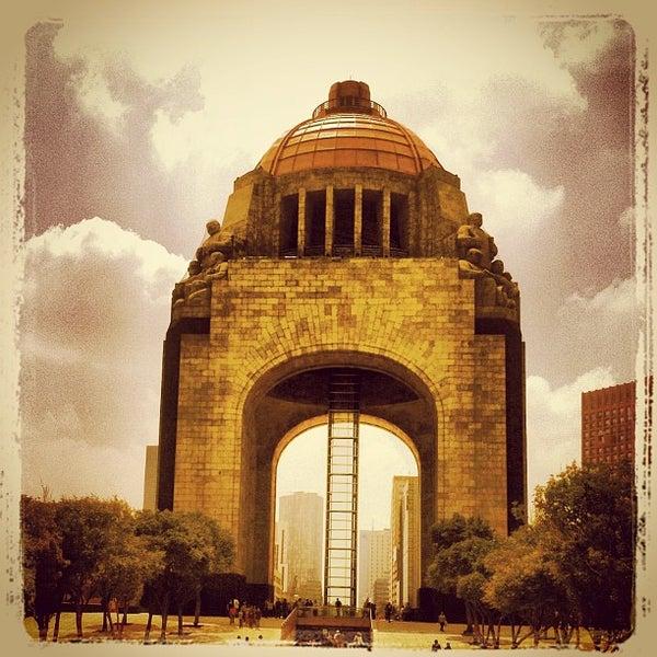Foto tomada en Monumento a la Revolución Mexicana por Julian C. el 7/17/2013