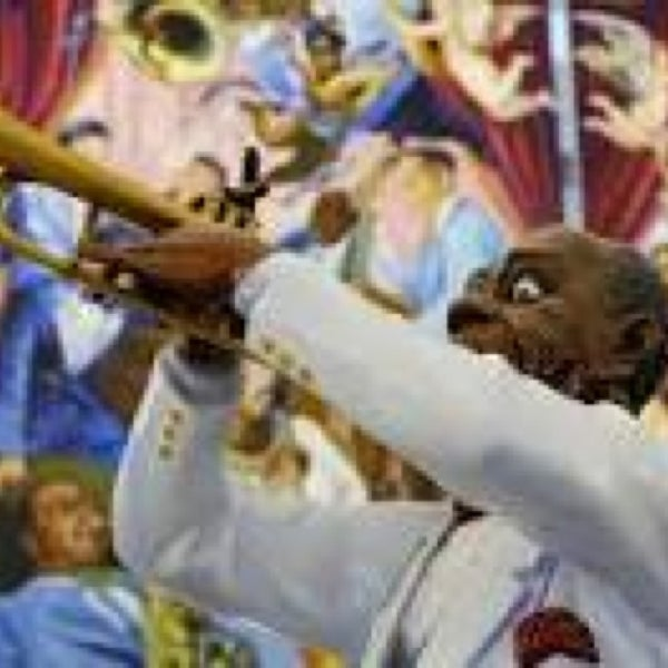Foto scattata a Louis Armstrong New Orleans International Airport (MSY) da Jose luis R. il 3/28/2013
