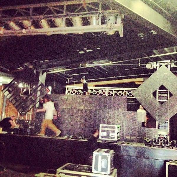 Снимок сделан в The Cannery Ballroom пользователем Andrew M. 11/23/2012