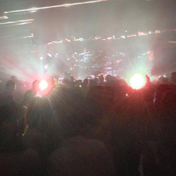 Снимок сделан в The Cannery Ballroom пользователем Andrew M. 12/8/2012