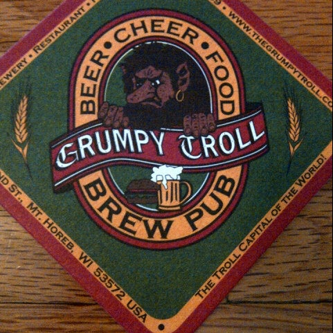 Photos at The Grumpy Troll Brew Pub and Pizzeria - 58 tips