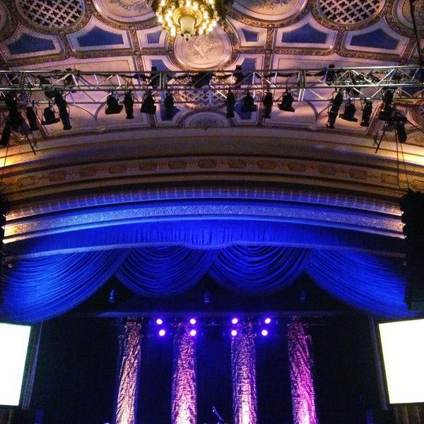 4/11/2013にGlenn D.がHammerstein Ballroomで撮った写真