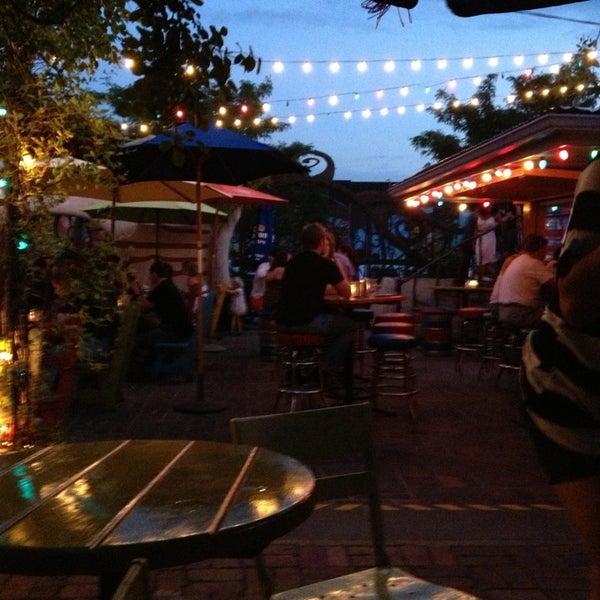 Снимок сделан в Silk City Diner Bar & Lounge пользователем Chris P. 8/4/2013