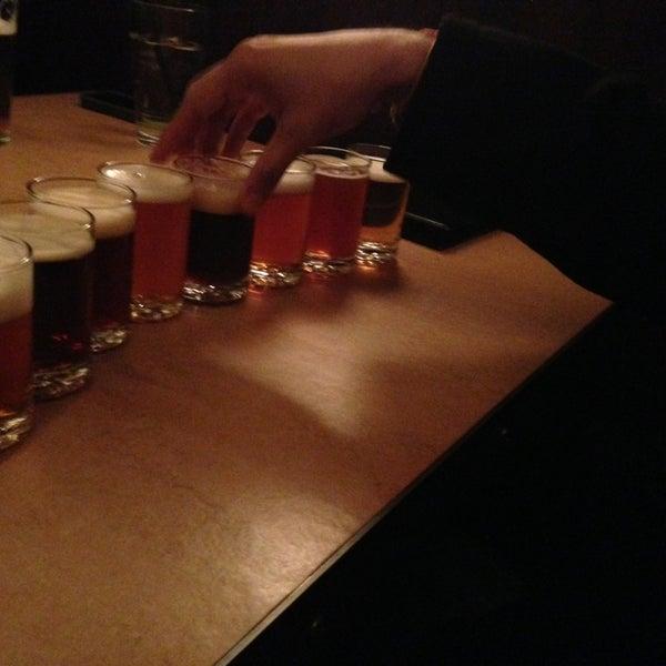 2/10/2013にMira B.がTriumph Brewing Companyで撮った写真