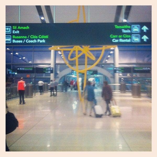 Снимок сделан в Дублинский аэропорт (DUB) пользователем Dmitri P. 5/6/2013