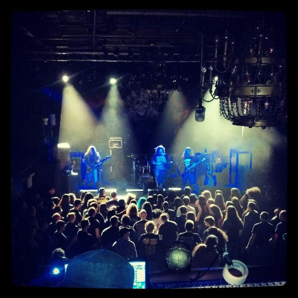 Photo prise au Irving Plaza par John F. le4/20/2013